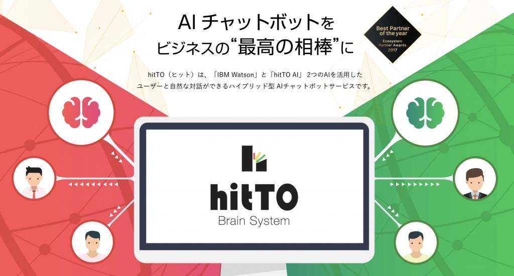 AIチャットボットをビジネスの最高の相棒に-AI・人工知能製品ソリューション