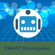 チャットボットのSmart-Message-BOTのロゴ-AI・人工知能をベースに開発した製品・ソリューション・サービスの比較・検索・資料請求プラットフォーム