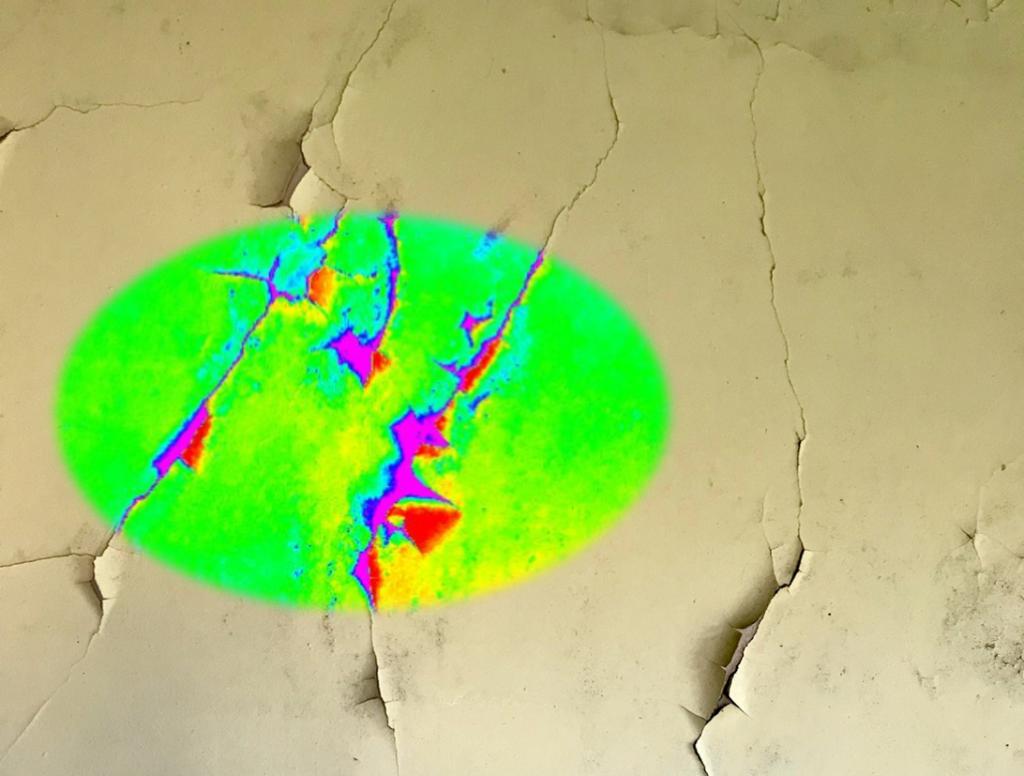 【不動産・住宅】画像認識AIで建物のひび割れや腐食などを外観検査