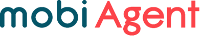 「mobiAgent(モビエージェント)」ロゴ|チャットボットのサービス比較と企業一覧