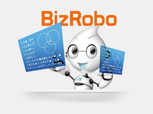 RPAツールの比較2:BizRobo