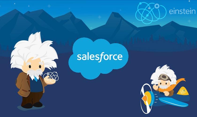 世界で最も賢いCRMシステム?!セールスフォースのAI「Salesforce Einstein」