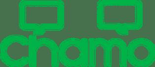 「チャットシステムChamo」ロゴ|チャットボットのサービス比較と企業一覧