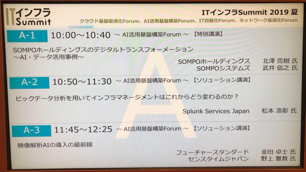 ITインフラサミットAI活用基盤構築forum|人工知能を搭載した製品・サービスの比較一覧・導入活用事例・資料請求が無料でできるAIポータルメディア