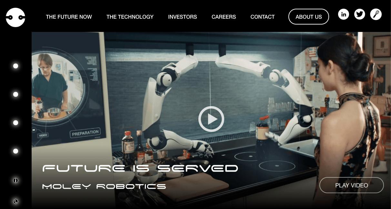 ロボットシェフ|人工知能を搭載した製品・サービスの比較一覧・導入活用事例・資料請求が無料でできるAIポータルメディア