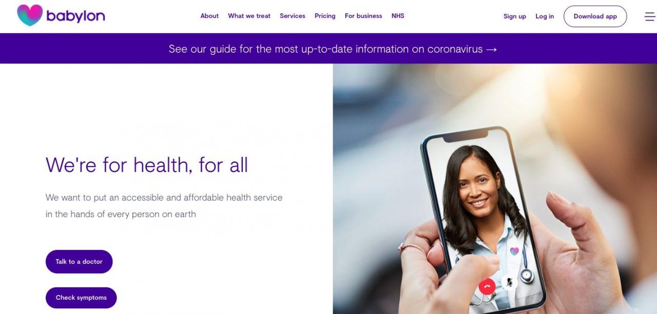 ■イギリスではAIが診断を下す「AIドクター」が登場|人工知能を搭載した製品・サービスの比較一覧・導入活用事例・資料請求が無料でできるAIポータルメディア