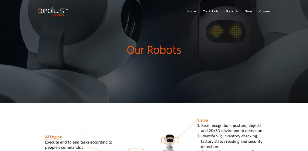 ■モノの持ち運びを行う自律型ロボット「アイオロス・ロボット」|人工知能を搭載した製品・サービスの比較一覧・導入活用事例・資料請求が無料でできるAIポータルメディア