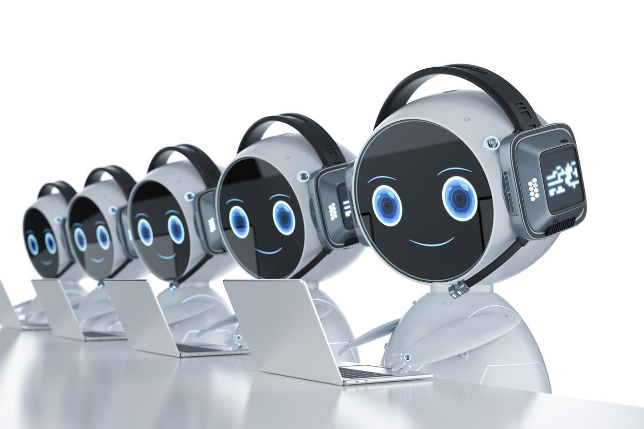 ■コールセンター業務にチャットボットを導入する企業側のメリット|人工知能を搭載した製品・サービスの比較一覧・導入活用事例・資料請求が無料でできるAIポータルメディア