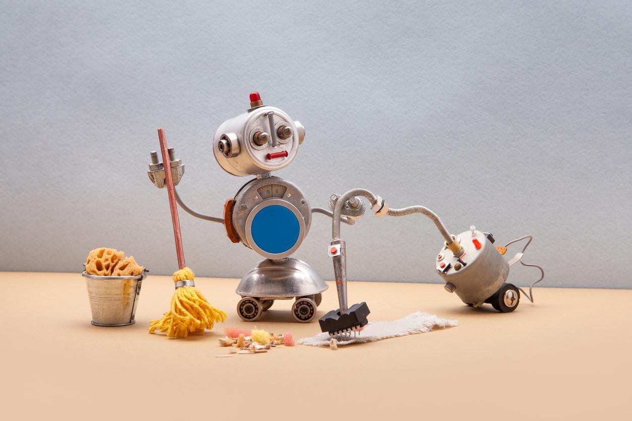 ■学習しながら人のように成長していく掃除ロボット 人工知能を搭載した製品・サービスの比較一覧・導入活用事例・資料請求が無料でできるAIポータルメディア