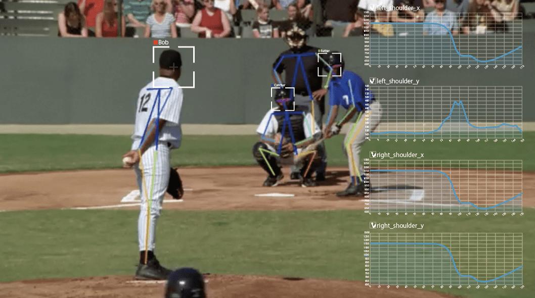 ■野球選手の怪我の予防をサポートするAIアプリケーション