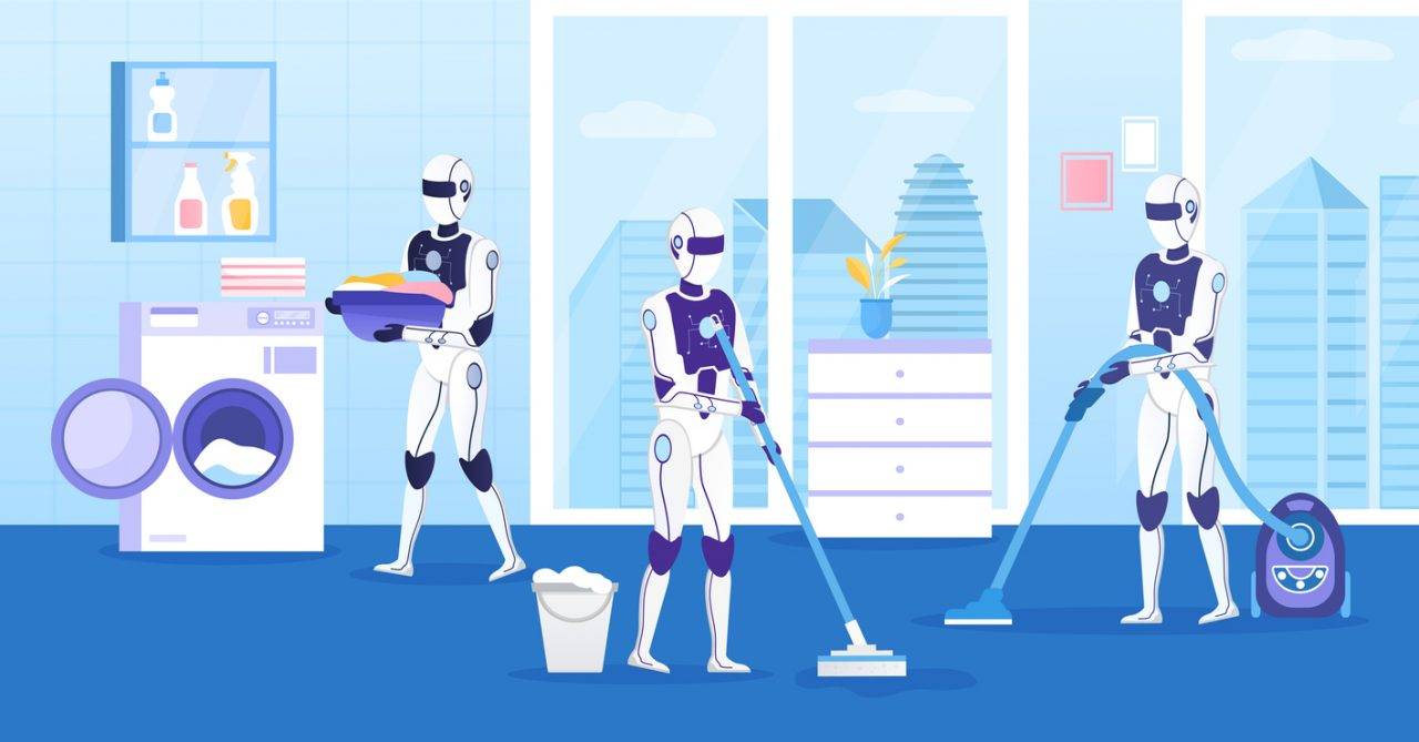 ■AIを活用することで掃除時間を削減 人工知能を搭載した製品・サービスの比較一覧・導入活用事例・資料請求が無料でできるAIポータルメディア