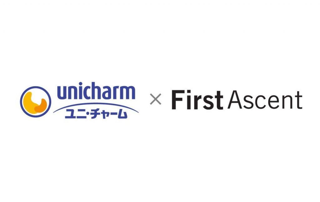 ユニ・チャーム、ファーストセント ロゴ