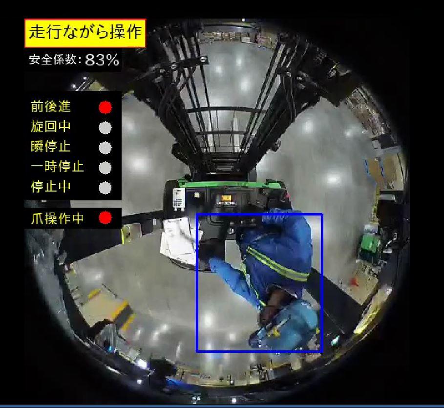 AI判定システム